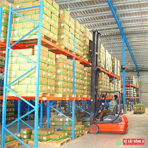 kệ pallet 2 tầng